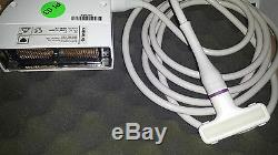 SIEMENS 7.5L50Q 7.5 MHz Intraopertive Ultrasound Transducer (Omnia & Versa Pro)