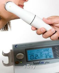 SoundCare Plus Clinical Ultrasound, Professional Unit 1 & 3 MHz Therapy & Rehab