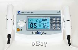SoundCare Plus Professional Ultrasound Therapy Device with 1cm2 and 5cm2 Heads