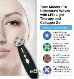 TimeMaster PRO LED Ultrasound RF Lift Plump Skin Care Anti-Aging Device Sold Out