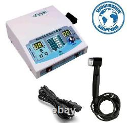 US 1Mhz Professional Ultrasound Ultrasonic Therapy Physical Pain Relief Machine