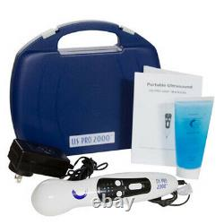 US Pro 2000 Portable Pro Professional Ultrasound with Timer New 2nd Edition