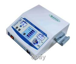 US Pro Ultrasound Therapy Machine Ultrasonic Pain relief 1MHz Chiropractic Unit