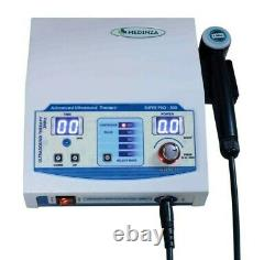 Ultra Pro 3MHz Physical Ultrasound Therapy Medinza Super Pro 300 Therapy Machine