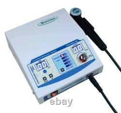 Ultra Super Pro 3MHz Ultrasound Therapy Machine Physical Full Body Massager Unit