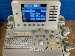 Ultrasound Package Toshiba Xario GE LOGIQ E GE LOGIQ 7 GE Pro Series