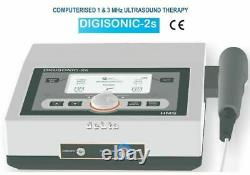 Ultrasound Therapy1/3 MHz New Portable Professional Therapeutic Device Machine