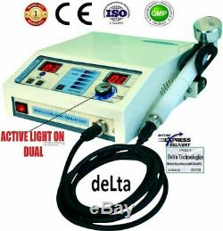 Ultrasound Therapy Professional 1 MHZ Machine Compact Model deep heat Device