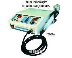 Ultrasound Therapy Professional use 1Mhz Machine deep heat treatment therapy DEL