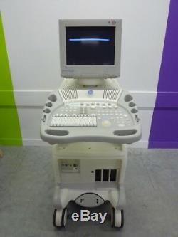 Vivid 3 pro Ultrasound Software