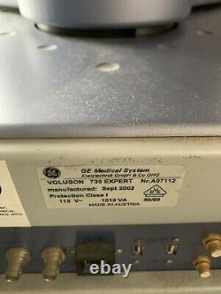 Wholesale Lot Six 4D Ultrasound GE Voluson 730 Expert and Pro 3D/4D Machines