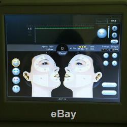 Wrinkle Removal Professional HIFU Machine Ultrasound Skin Tighten 5 cartridges